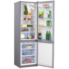 Двухкамерный холодильник Норд NRB 120 932 нержавеющая сталь